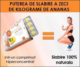 Cumpara de aici Ananas Extra Forte pentru slabire