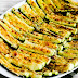 Low-Carb and Gluten-Free Parmesan Encrusted Zucchini