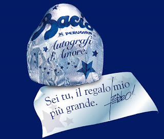 Baci chocolates have been one of the most famous lines made by the Perugina chocolate company