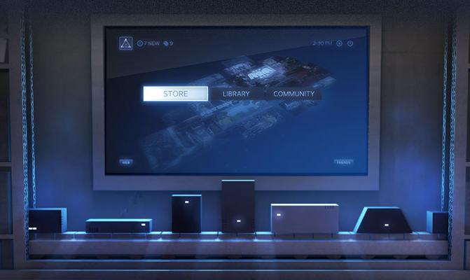 s0, Valve анонсировала SteamOS и SteamMachines