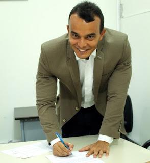 André Luiz toma posso como secretário de Estado da Agricultura e Pesca de Sergipe