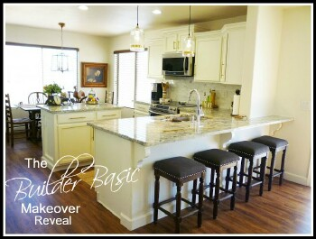 Kitchen Makeover Reveal
