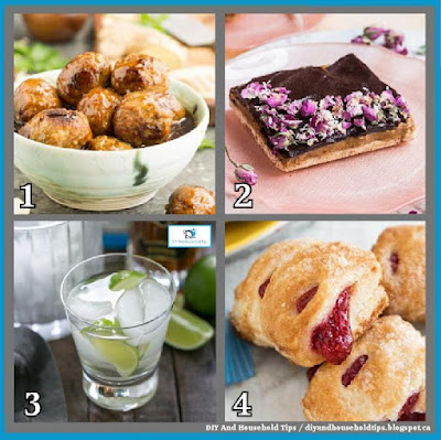 4 Easy And Yummy Recipes