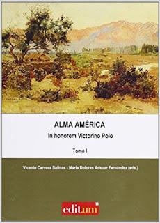 Alma América. In honorem Victorino Polo / Vicente Cervera Salinas