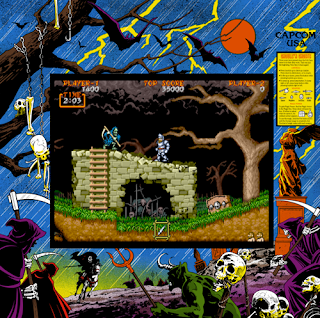 Ghouls'n Ghosts (World) ( Arcade )