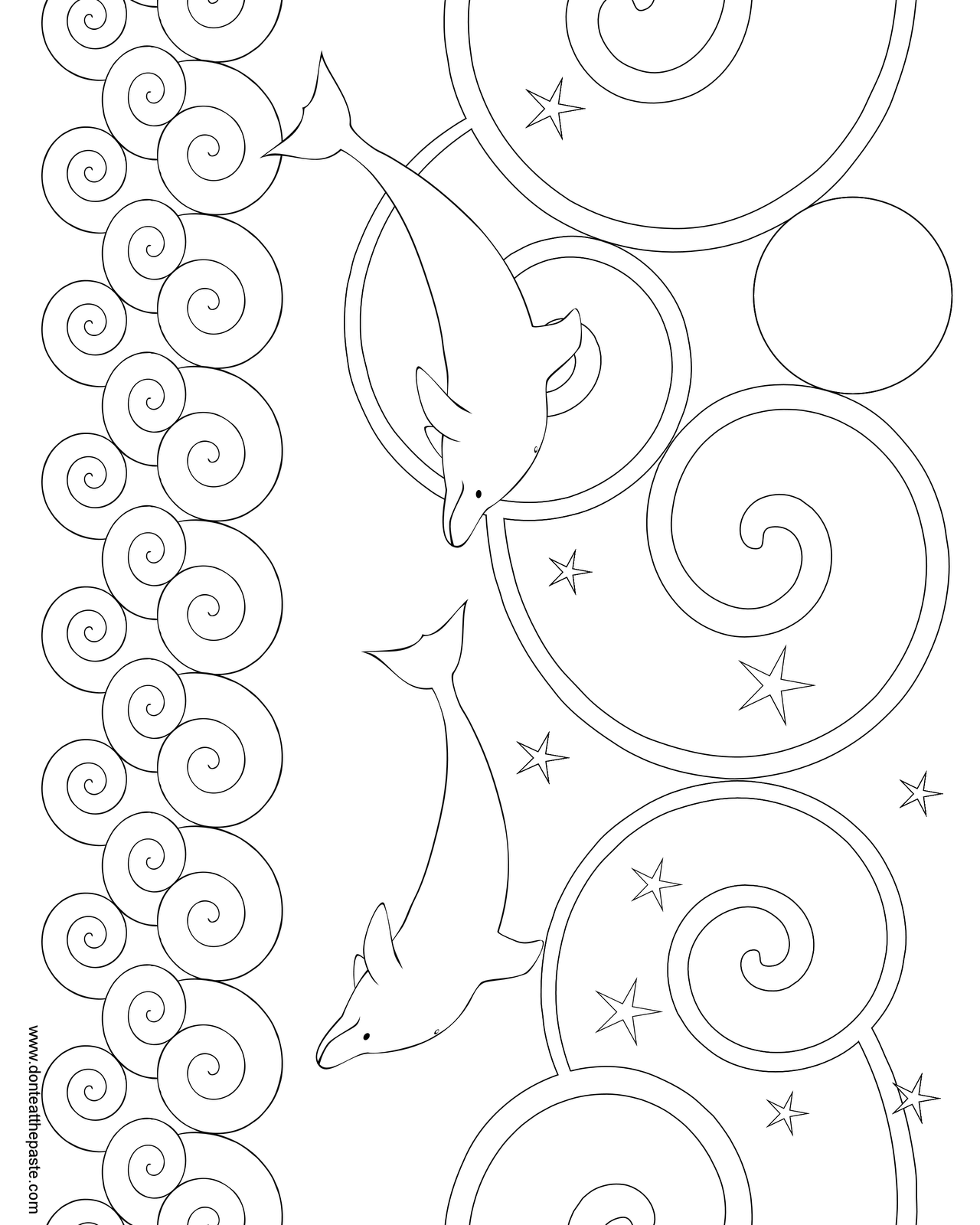 CROCHET DOLPHIN PATTERNS