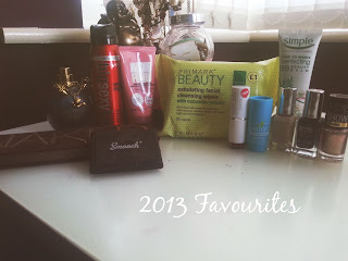 Favourites of 2013 || Beauty,Skincare&Random