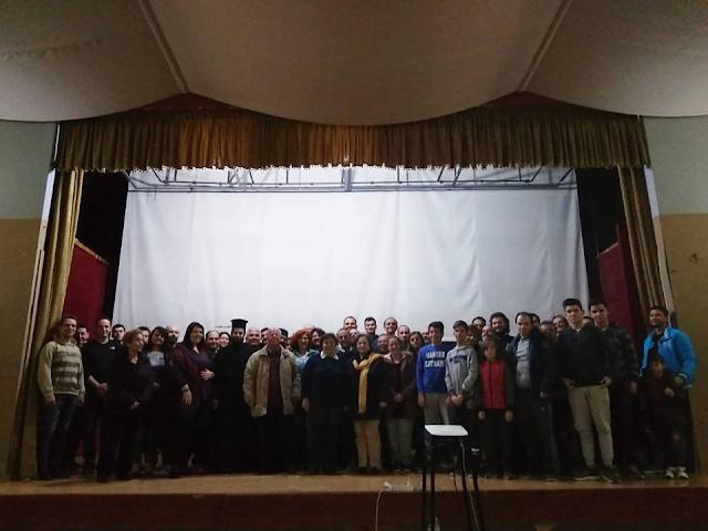 Με 60 σπουδαστές ξεκίνησε το διήμερο σεμινάριο φωνητικής από τη Σχολή Βυζαντινής Μουσικής της Ιεράς Μητροπόλεως Αργολίδας