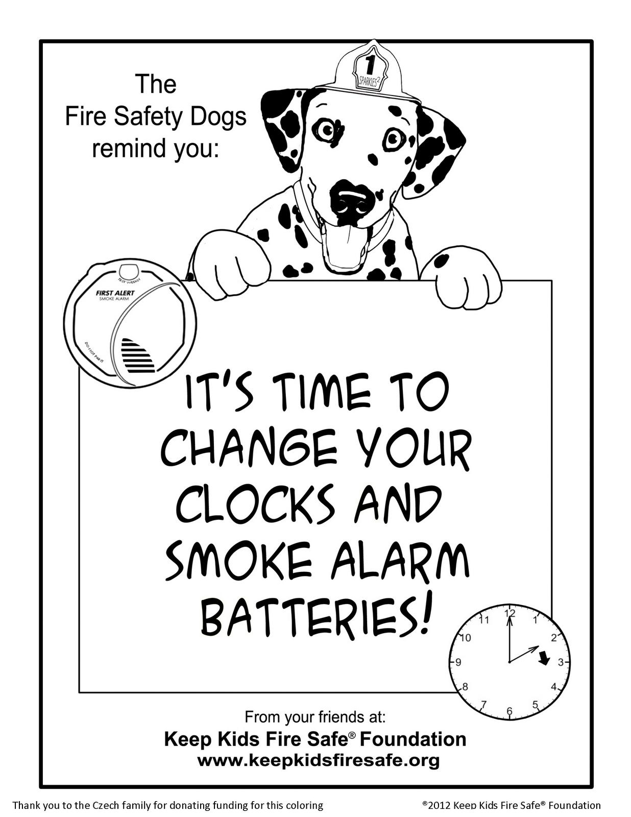 Fire Safety Rocks: March 2012