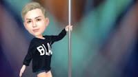 Balla e canta virtualmente nel buffo video animato creato con l'app MyIdol