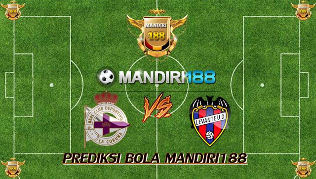 AGEN BOLA - Prediksi Deportivo La Coruna vs Levante 27 Januari 2018