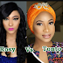 Olakunle Churchill's Mistress Rosaline Meurer Beaten To Stupor By Tonto Dikeh's Fan In VI Lagos