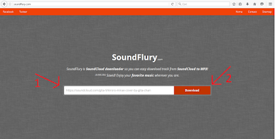 Cara Download Musik di SoundCloud dengan Downloadder