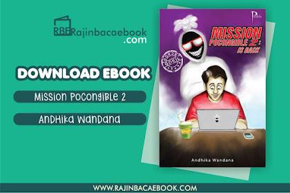 Download Novel Mission Pocongible by Andhika Wandana Pdf