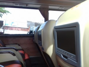 Interior bus Putere Mulya Scania K410 IB