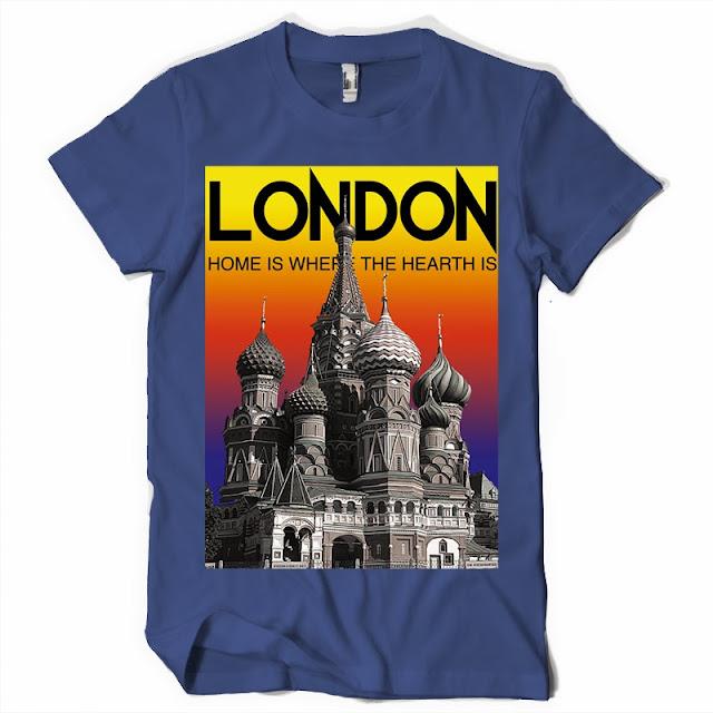 london moscow tshirt