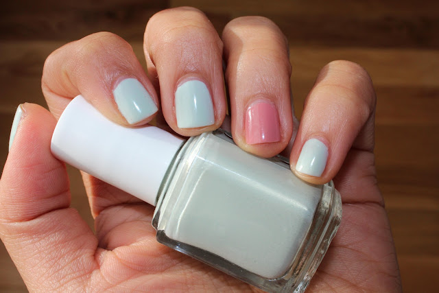 NOTD #16: Essie Absolutely Shore - Stylish&Literate - A ...