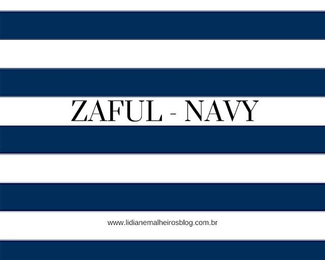 Zaful - Navy