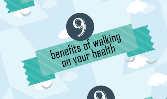 9 Benefits Of Walking On Your Health