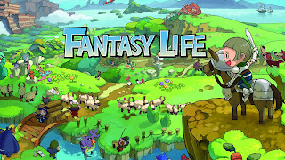 Free Download Fantasy Life 3DS CIA Region Free