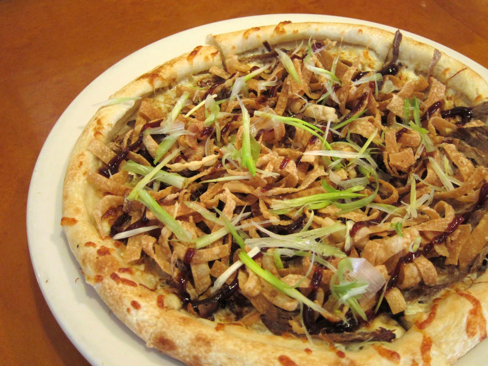 California Pizza Kitchen Zuchini Shrimp