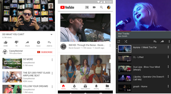 Download YouTube Latest Version APK for Android