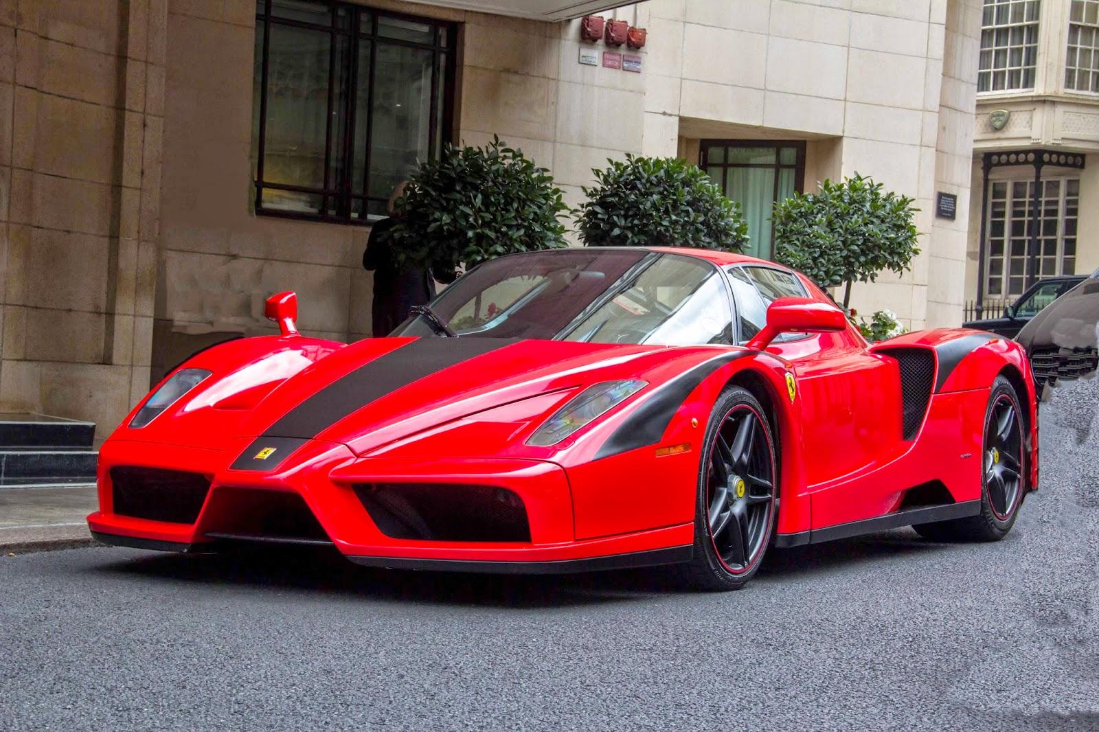 Mobil Ferrari: Mobil Ferrari Enzo Menggunakan Teknologi Formula Satu