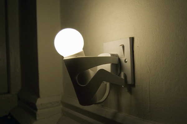 Martyr Monkey Automatic Night Lamp