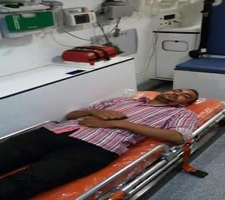 . موظف بمستشفي إهناسيا يضرب عن الطعام ويتهم الإدارة بـ«إضطهاده»
