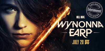 Wynonna Earp season 3 key art
