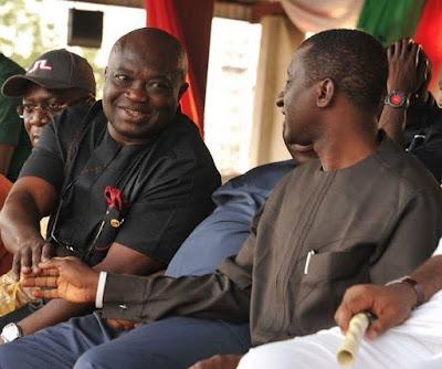 Uche Ogah accepts defeat, congratulates Ikpeazu