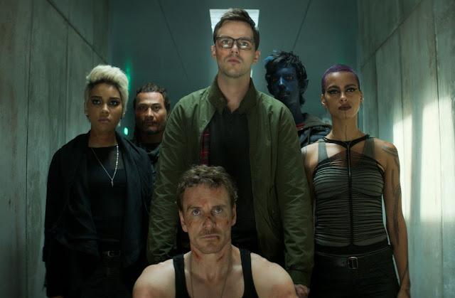 """Pôsteres inéditos de """"X-Men: Fênix Negra"""" sugere o lado sombrio dos heróis"""