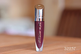 Жидкая губная помада-мусс The ONE Lip Sensation Oriflame/www.gronskaya.com