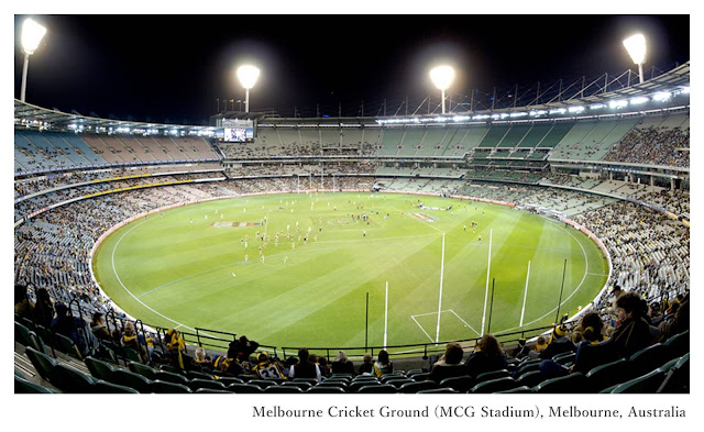 Australia: Top Things to Do and See in Melbourne - MCG Stadium | Ramble and Wander