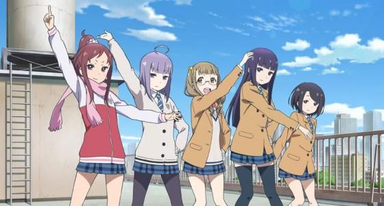 Popin Q anime