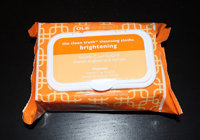Ole Henriksen The Clean Truth Cleansing Cloths Brightening