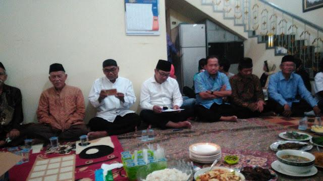 Ridwan Kamil Sambangi Tokoh Masyarakat Rengasdengklok