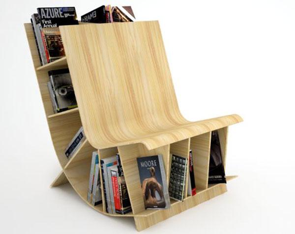 15 Cool and Unusual Storage Furniture
