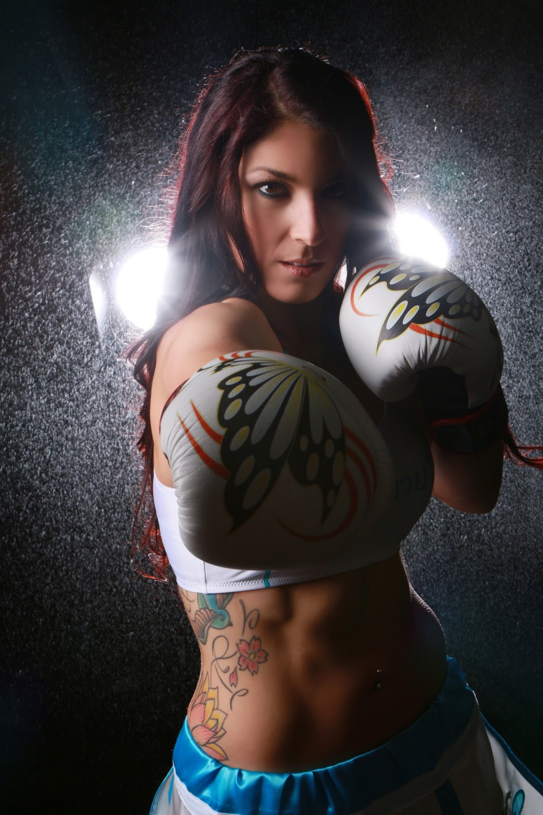 Nude Fighter Babes 73