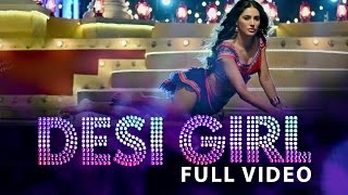 Desi Girl – Official Video _ Saahasam _ STR, Lakshmi Menon _ Prashanth, Nargis Fakhri _ Thaman SS