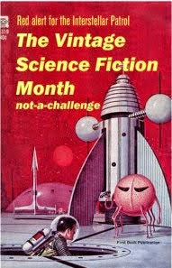 Vintage SF Month