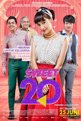 Streaming Film Sweet 20 (2017) 360p,480p,720p,1080p Full Movie