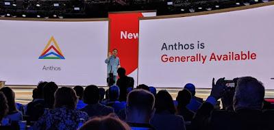 Google Next 2019 - Holger Mueller - Constellation Research