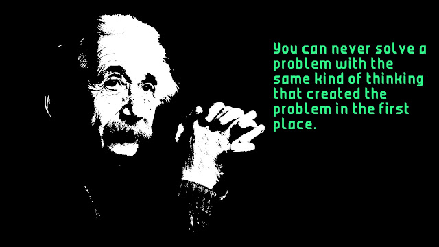 Albert Einstein sayings