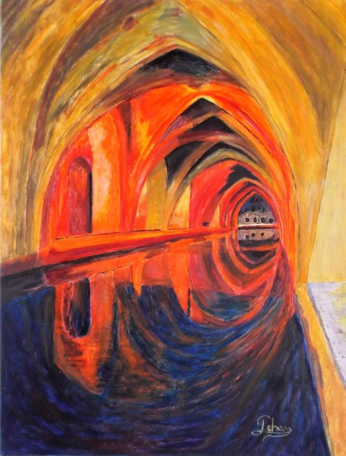 Между реализмом и импрессионизмом. Isabelle Lucas