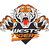 Wests Tigers Logo Vector