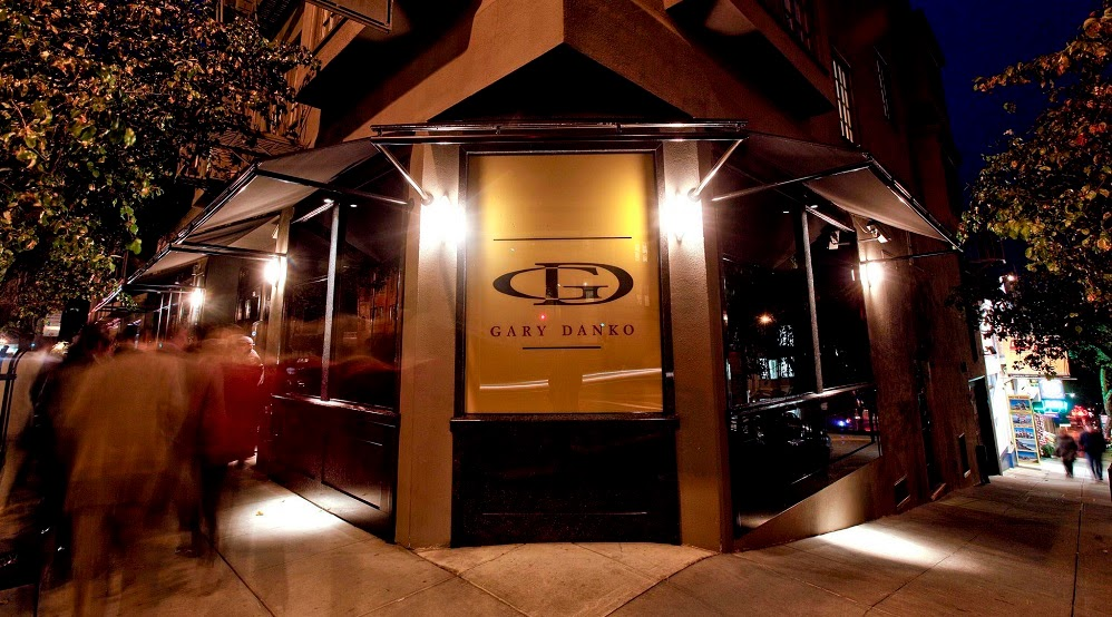 Restaurante Gary Danko San Francisco