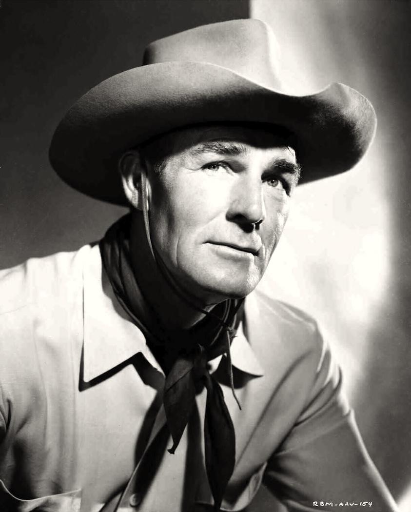 Image result for randolph scott cowboy