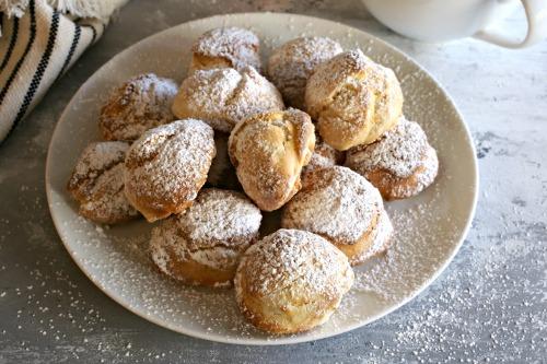 Air-Fried-Doughnut-Puffs-5