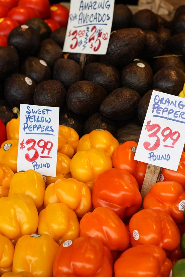 Seattle, Public Market